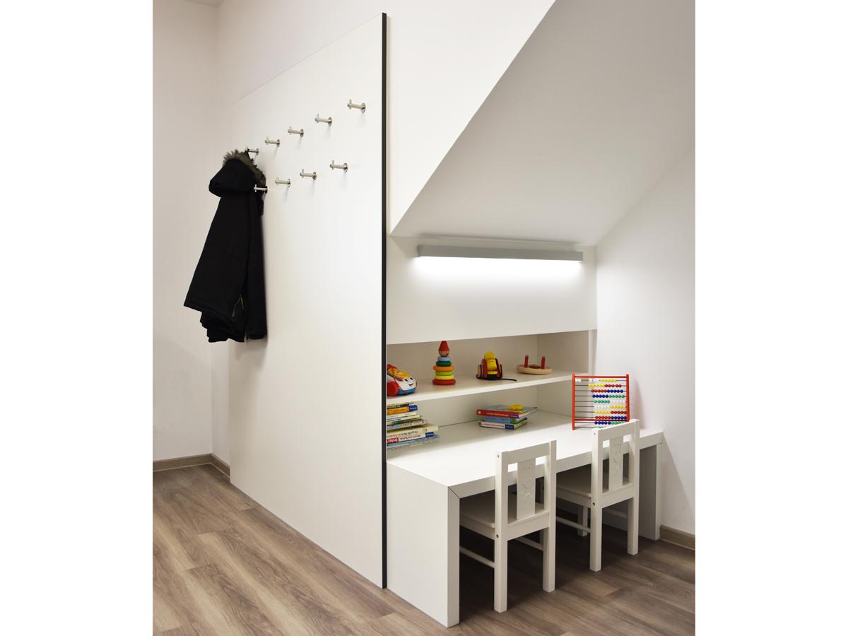 Garderobe/Kinderecke